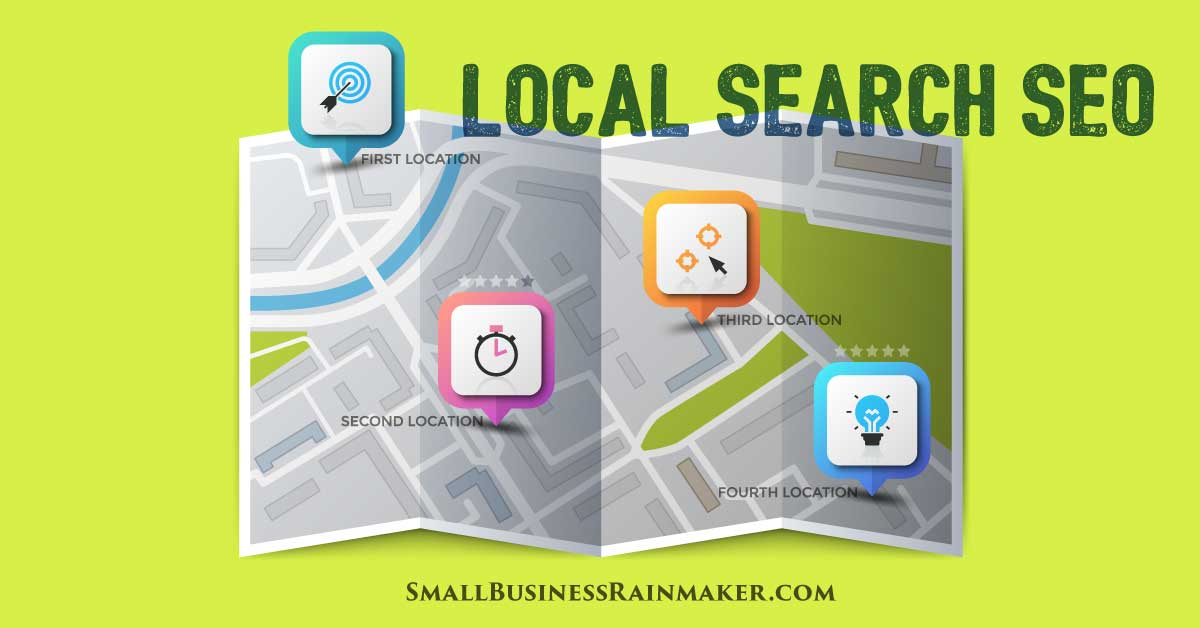 impact of local search seo on small business