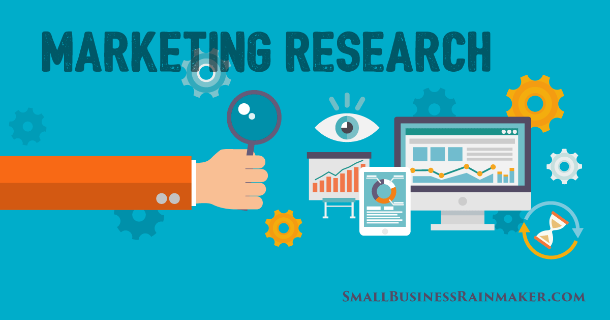 importance of marketing research