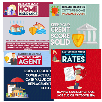 home insurance local social link