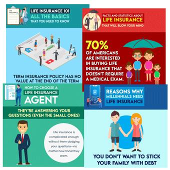 life insurance local social link