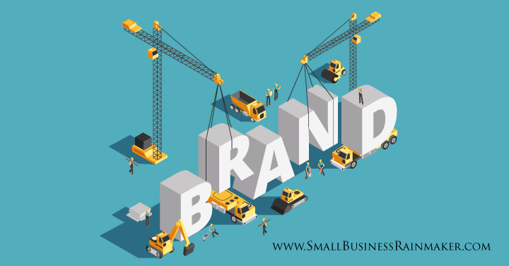 is branding strategy relevant to small business