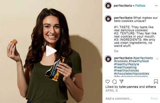local business promotion with instagram video