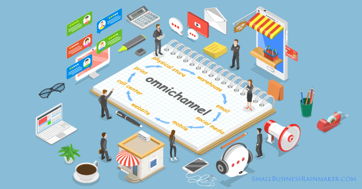 offline vs online marketing channels
