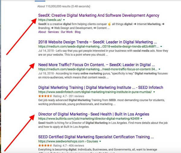 onpage optimization local seo titles