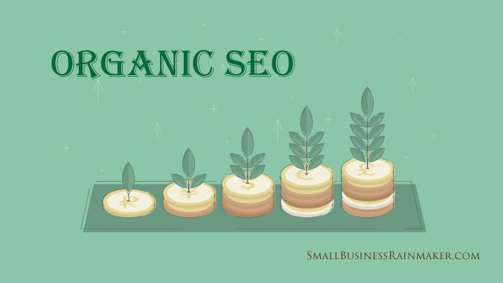 organic seo small business