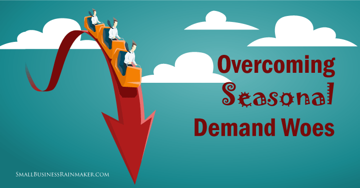 overcome seasonal demand in business