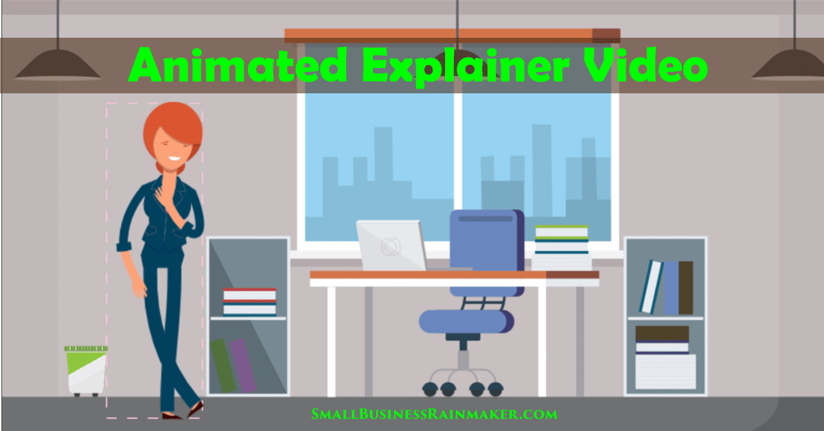 producing animated explainer video