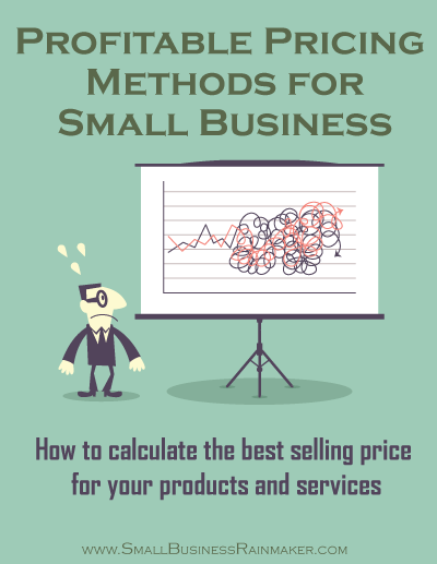 profitable pricing methods for small business