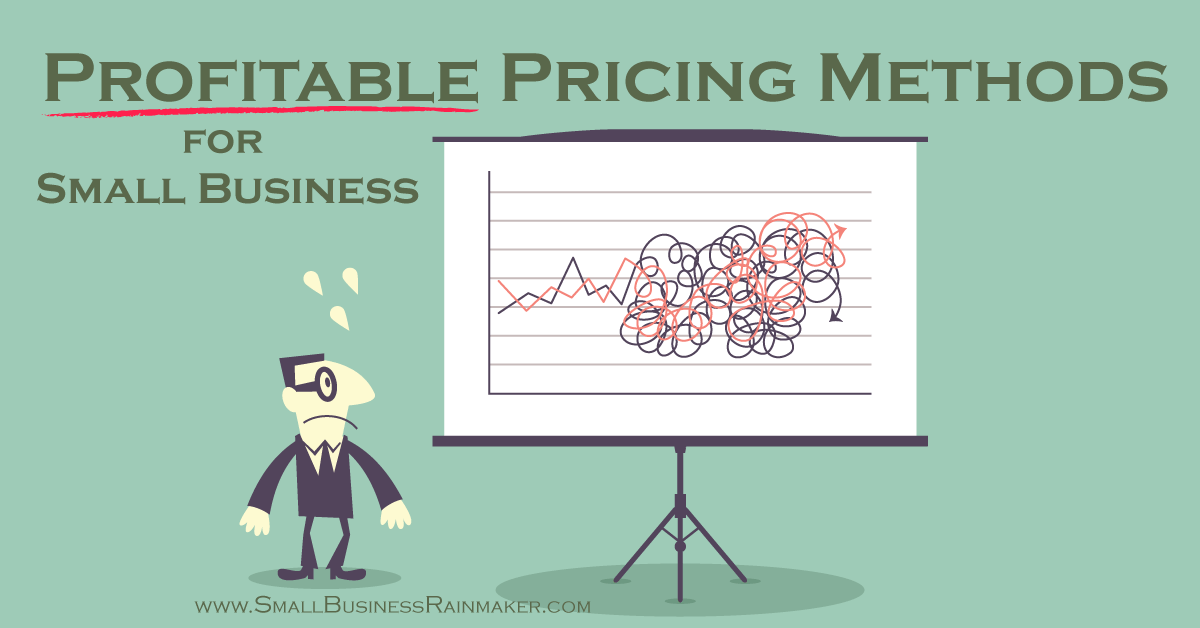 profitable pricing methods