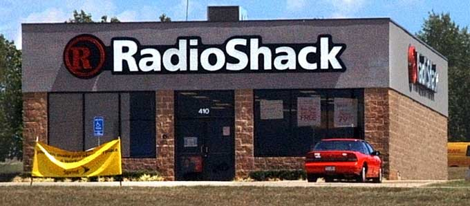 radio shack marketing mistake ecommerce