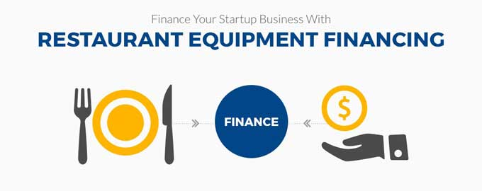 restaurant startup equipment financing