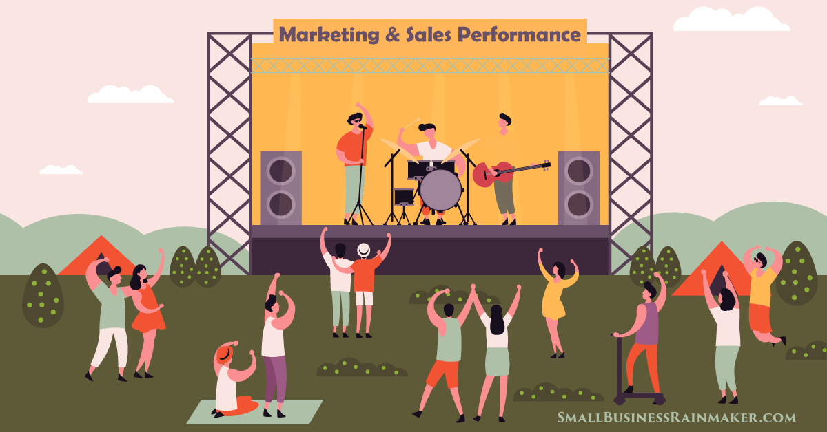 sales and marketing performance