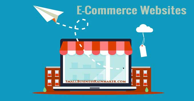 selecting ecommerce website