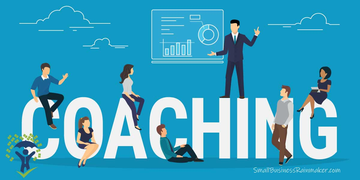 small business coaching small business rainmaker coaching services