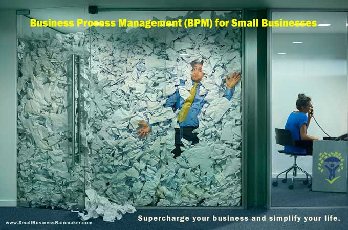 small business process management banner
