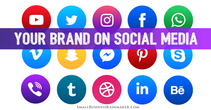 social media accounts for seo