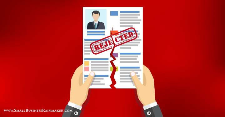 stress free tips for job candidate rejection process
