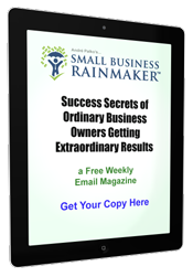 success secrets small business rainmaker