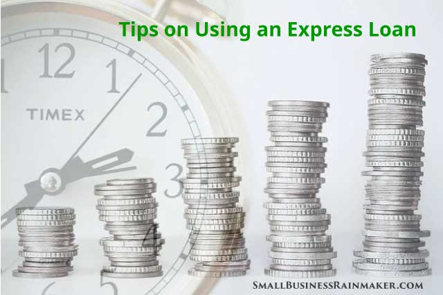 tips on using an express loan