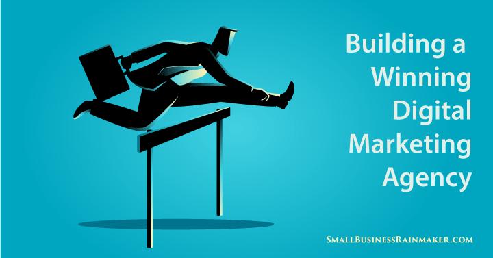 tips to build winning digital marketing agency