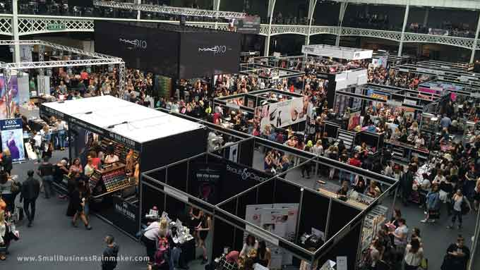 trade shows still a relevant marketing tactic