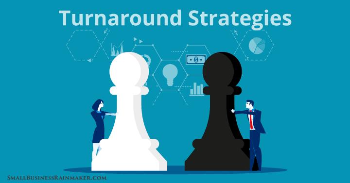 types of turnaround strategies