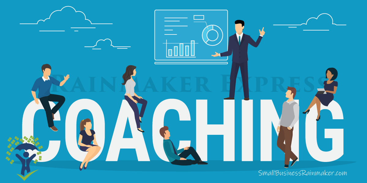 unlimited business coaching rainmaker express coaching