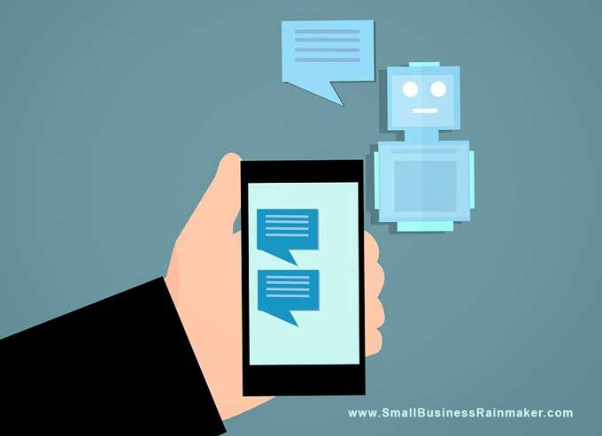 use chatbots to improve customer service