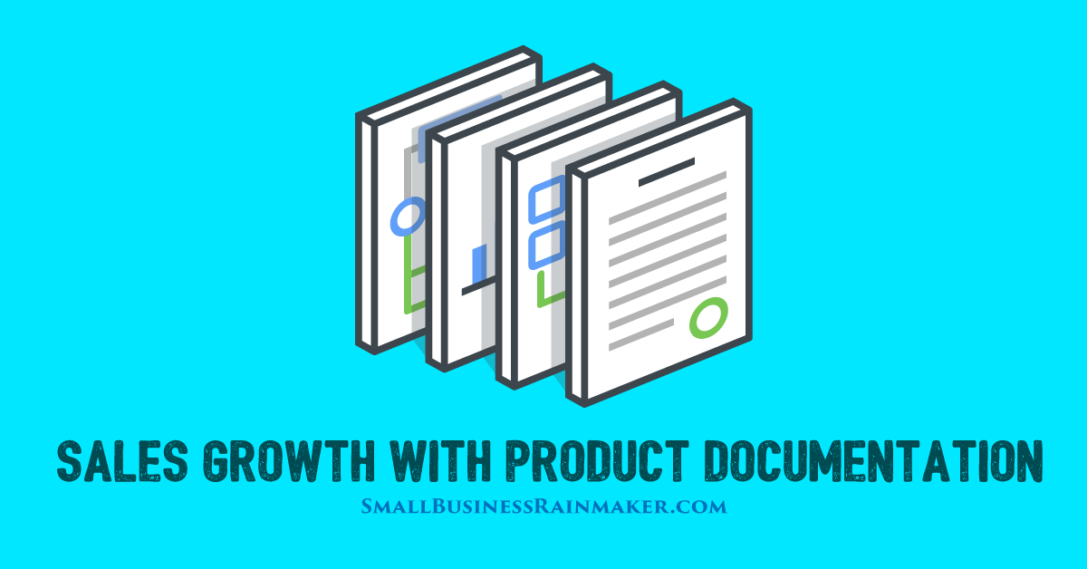use product documentation to grow sales