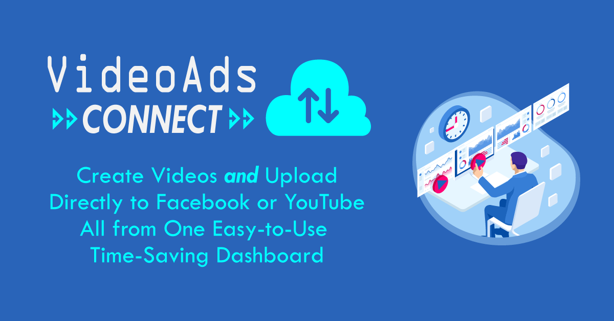 video ad maker videoads connect