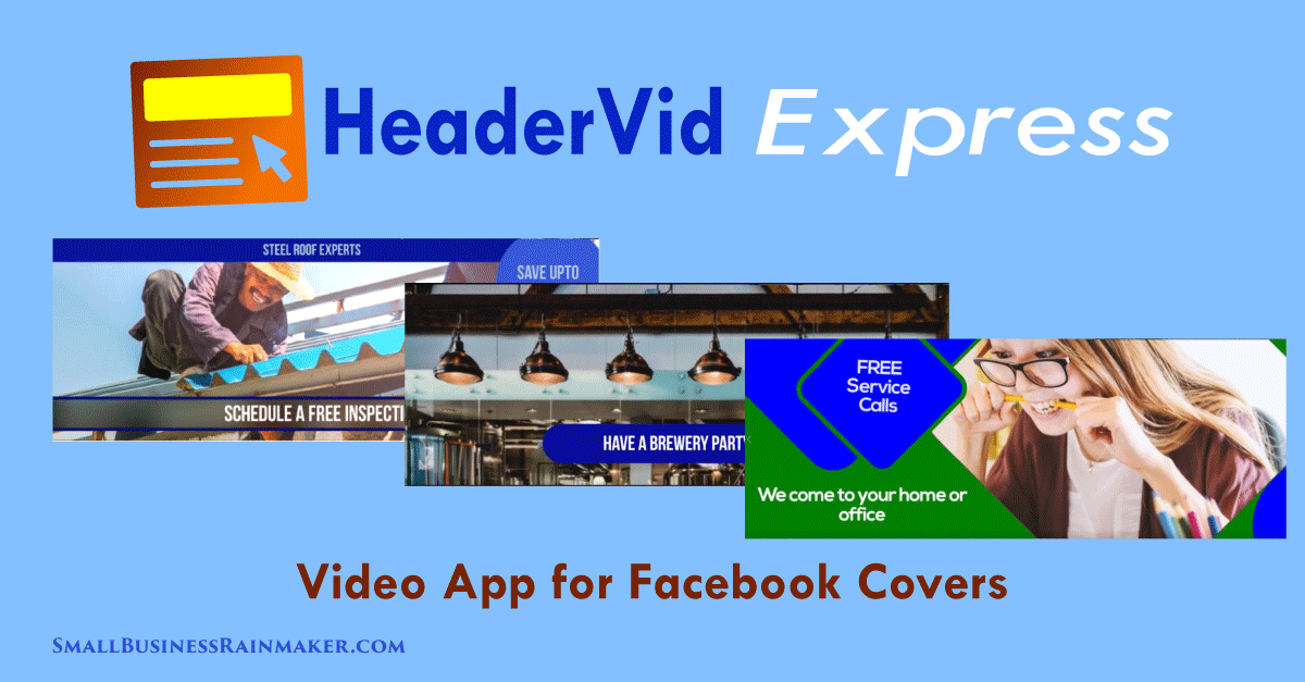 video for facebook cover headervid express