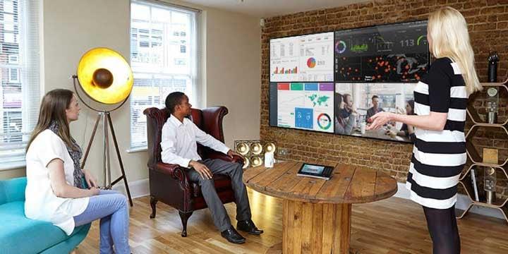 video walls stunning visual marketing tool