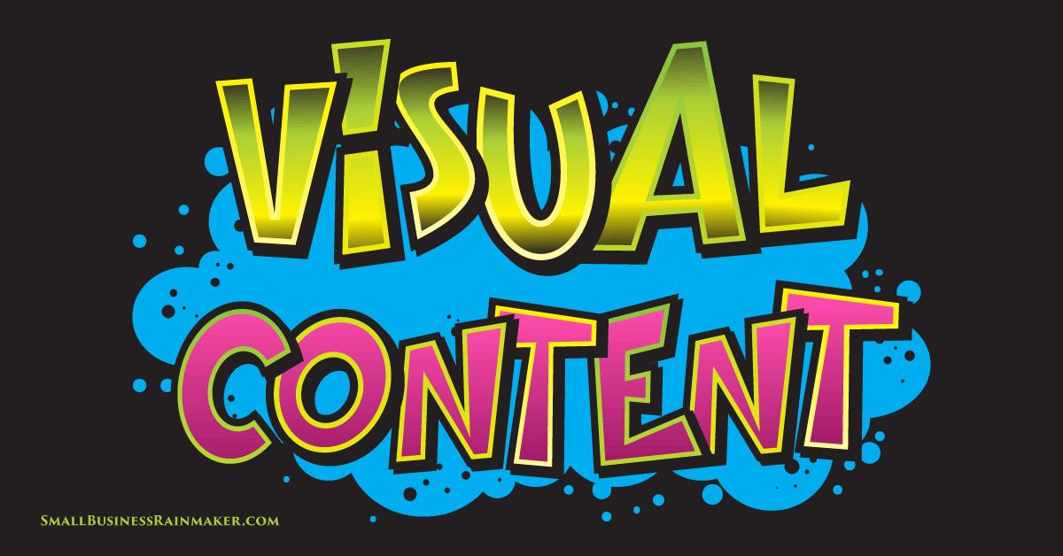 visual marketing vital to business growth