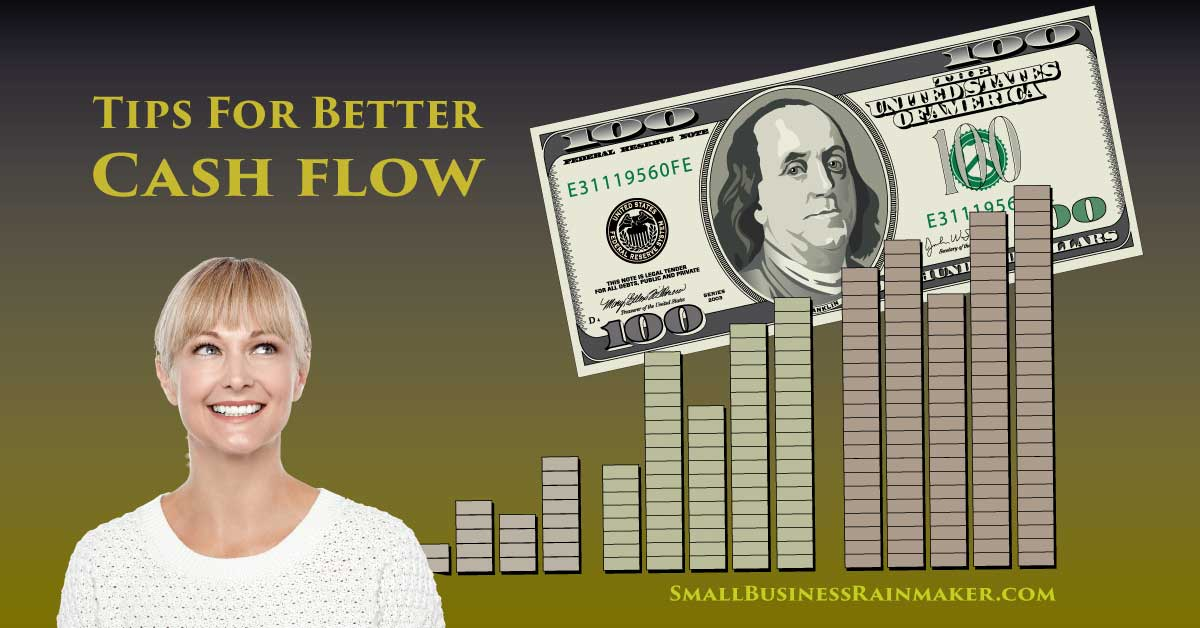 ways to get more cash flowing in business