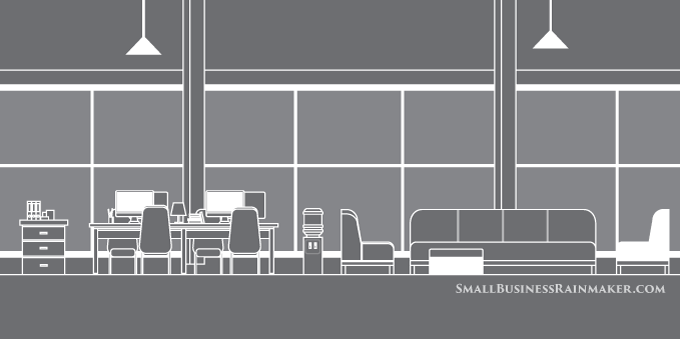 what makes good office space layout