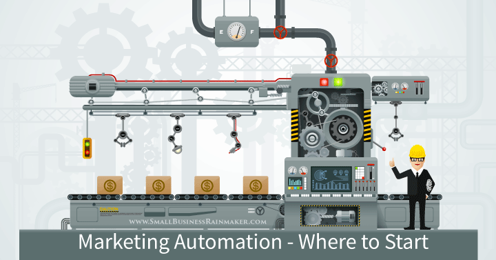 where to start with marketing automation
