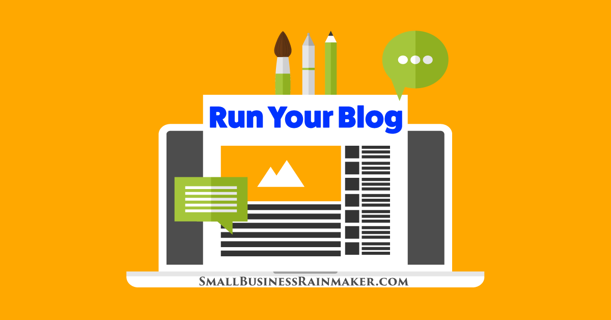 why blog management is vital small business