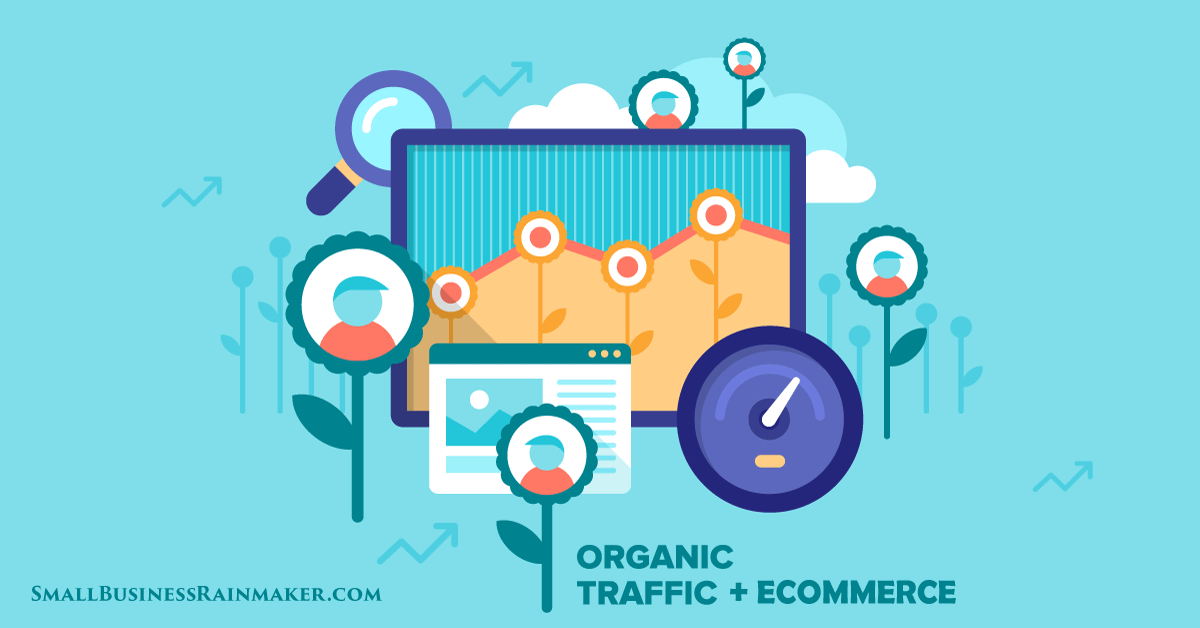 why organic traffic is important to ecommerce
