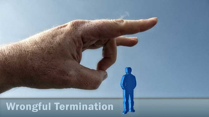wrongful termination small business pitfall