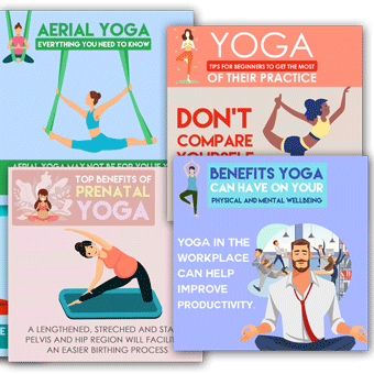 yoga studios local social link