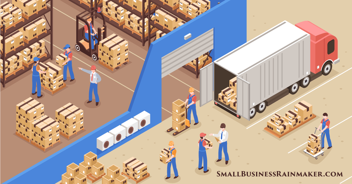 How Third-Party Logistics Providers Can Help Your Small Business