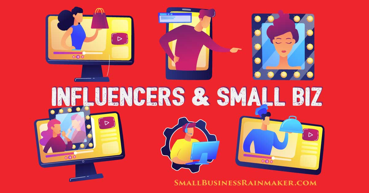 How Influencer Marketing Benefits Small Businesses