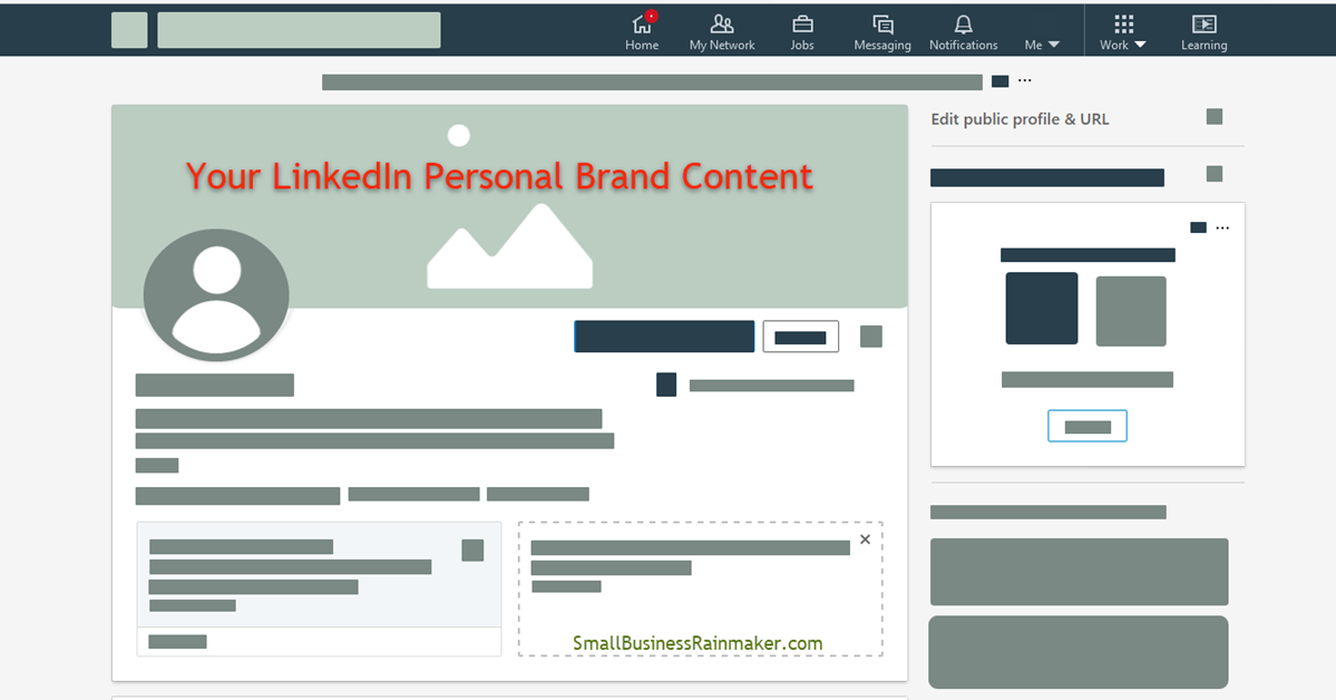 How to Write LinkedIn Personal Brand Content for Your Profile