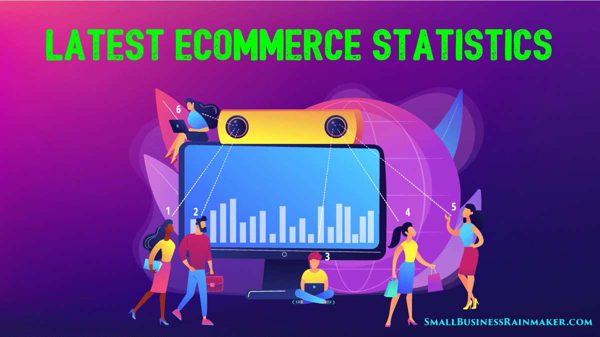 Ecommerce Statistics for 2020 – Online Shopping Facts and Projections