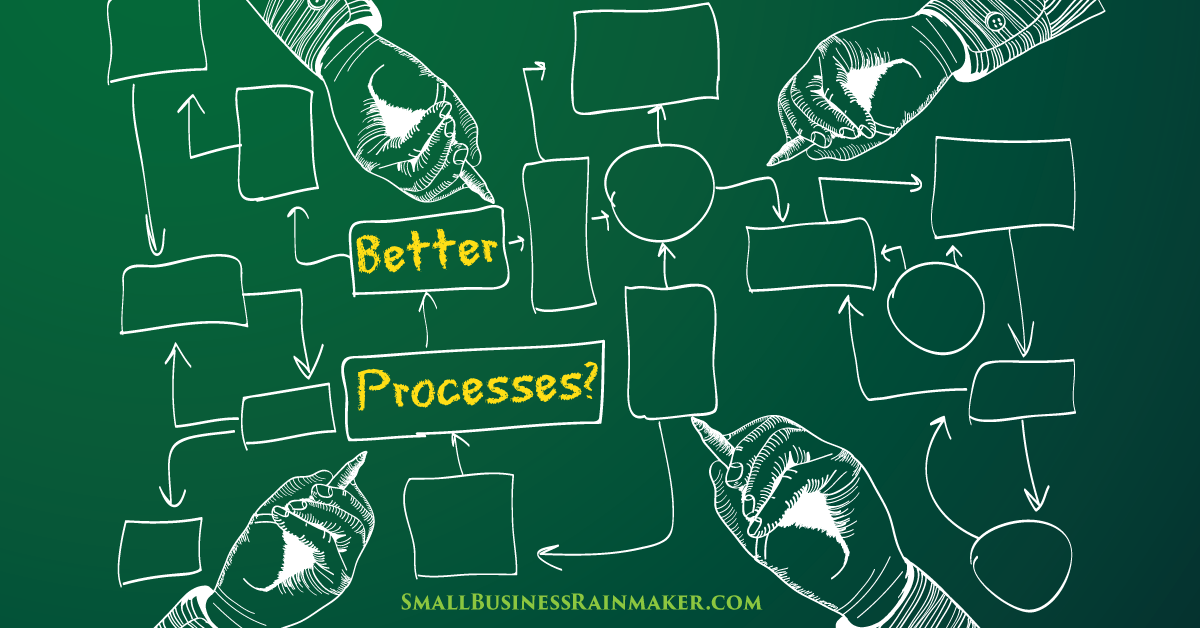 7 Steps to Improve Business Processes