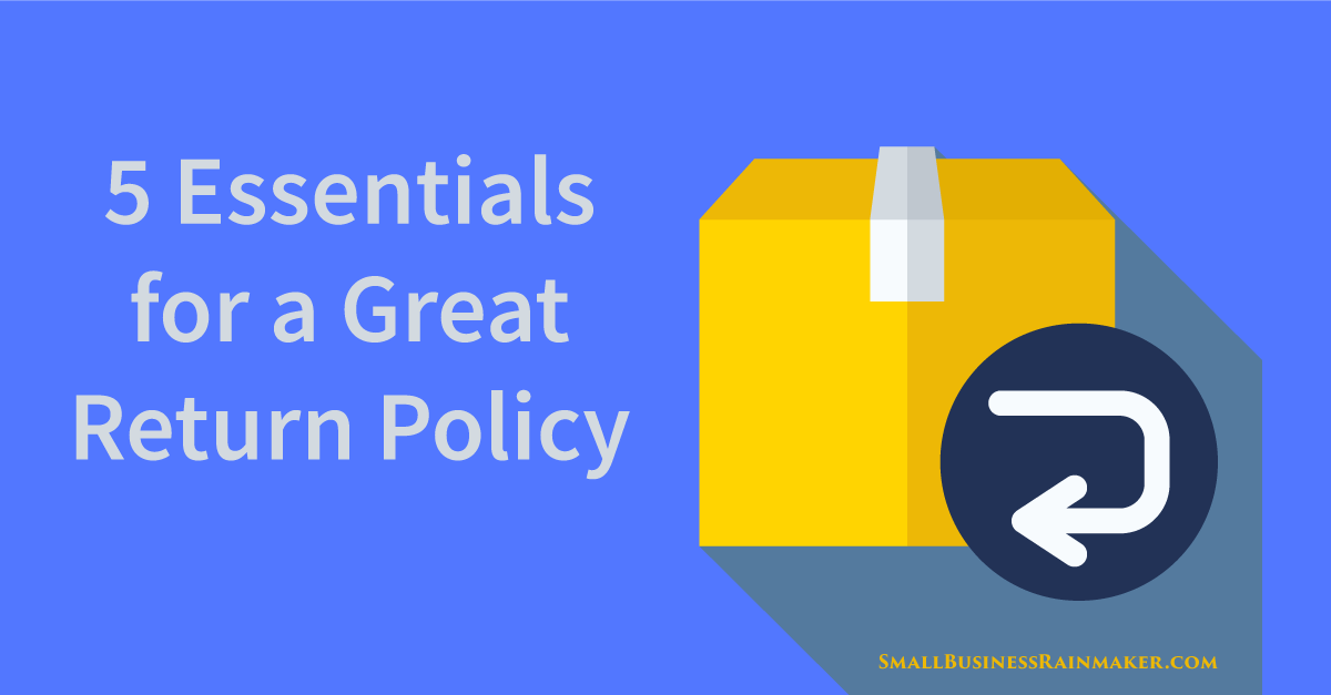 How to Craft a Return Policy That Keeps Your Customers Coming Back