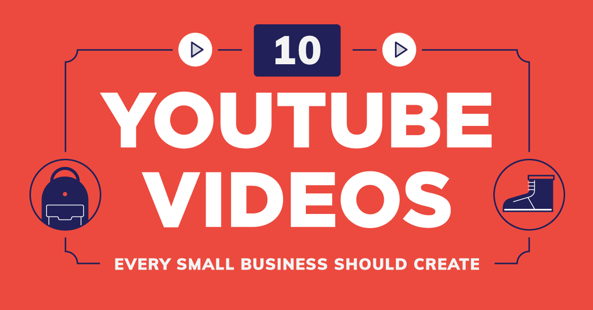 YouTube for Business: 10 Types of Video for Retail and Local Companies