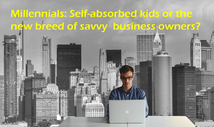 The Millennial Mindset: Why So Many Millennials Are Starting Small Businesses