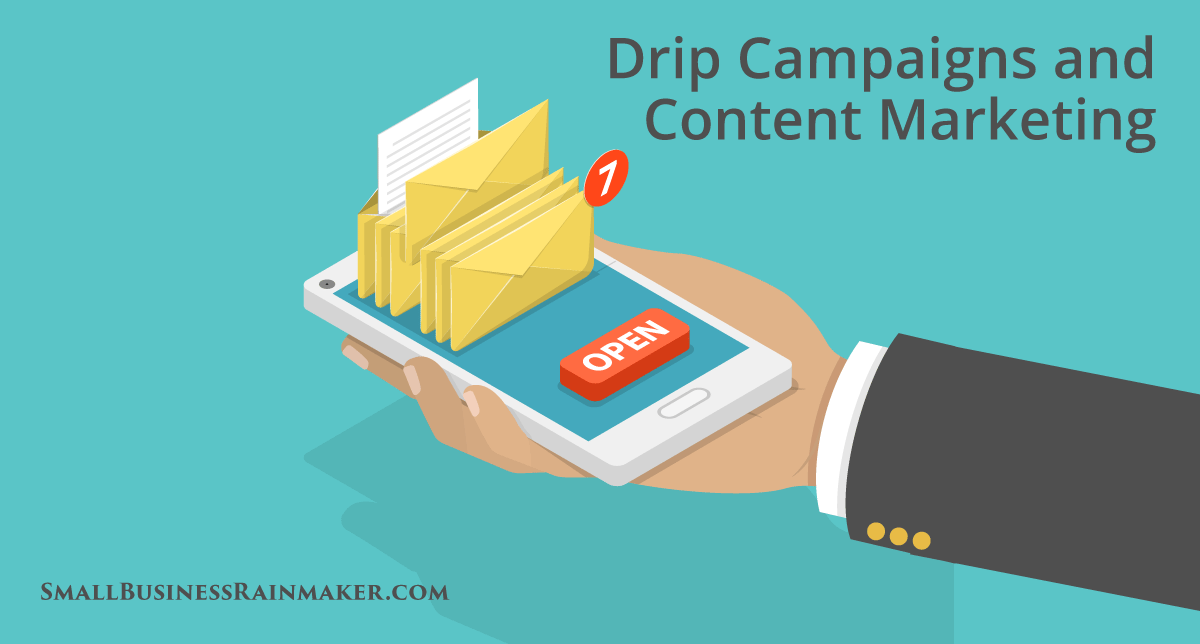 The Importance of a Drip Campaign in Your Content Marketing