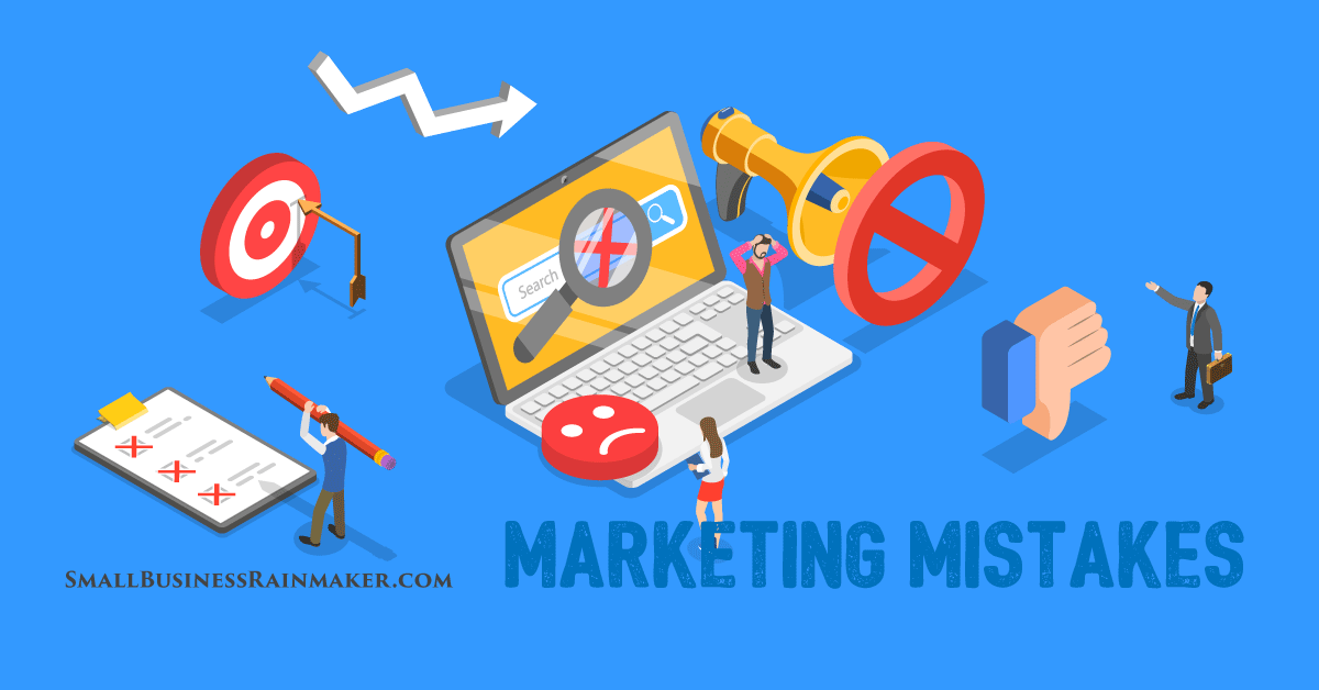 How Marketing Mistakes Made by the Biggest Brands Can Help Small Businesses